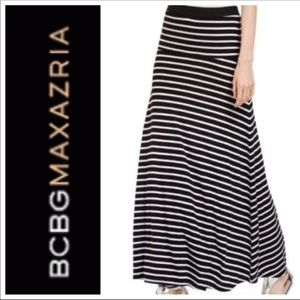 BCBG Maxi Skirt L